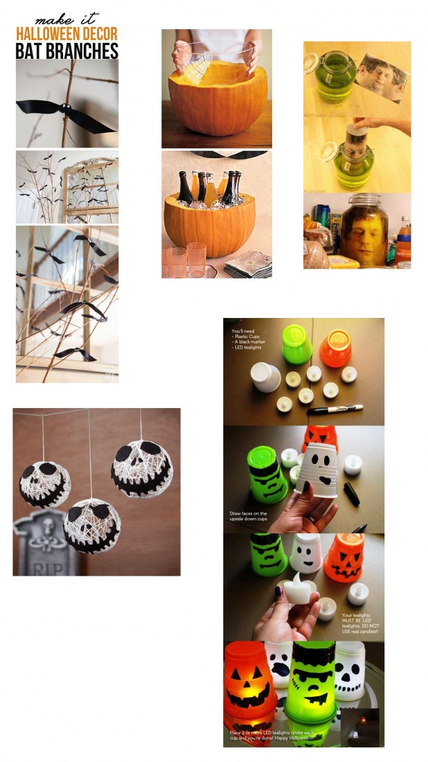 decoracion halloween creativa