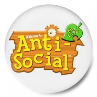anti social geek