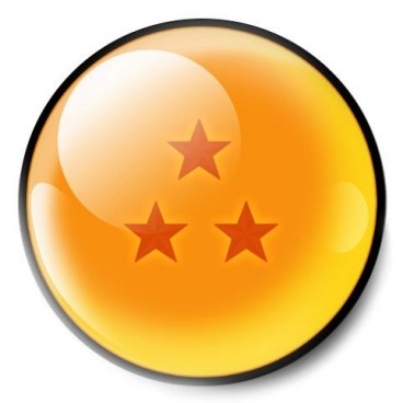 Dragon Ball 3 estrellas