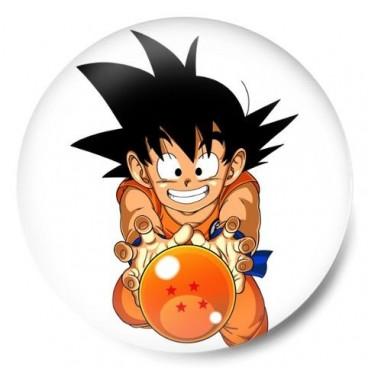 goku y bola