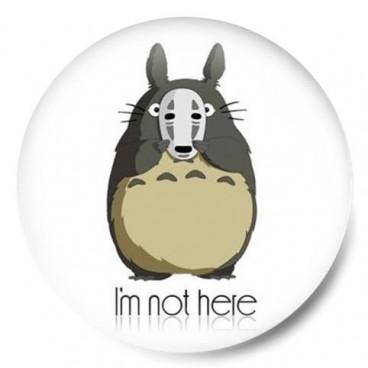 im not here totoro