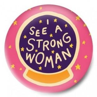 mujer fuerte