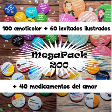 "MegaPack ""Bodorrio"""