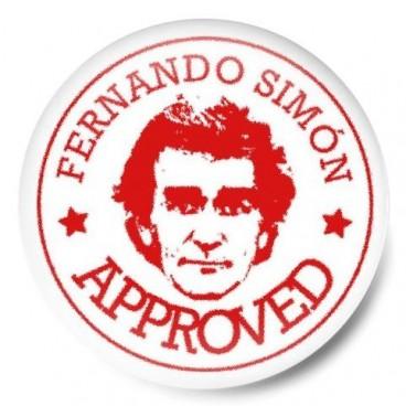 Fernando Simón Approved sello rojo