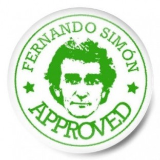 Fernando Simón Approved sello verde