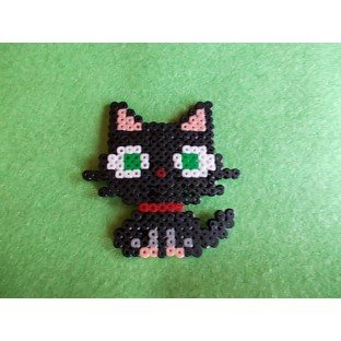 Gatito Mini ojos verdes