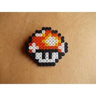 Seta Mario 1 (naranja)