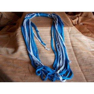 Collares Trapilhos Azul