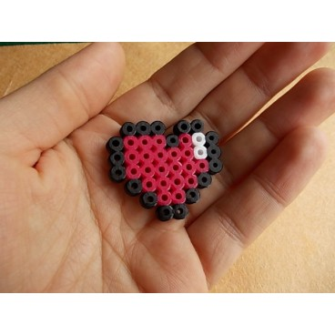 Broche PixelArt Corazón