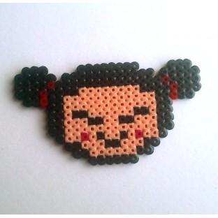 Pucca Pixel-art mini
