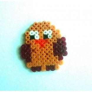 Buho mini pixel-art
