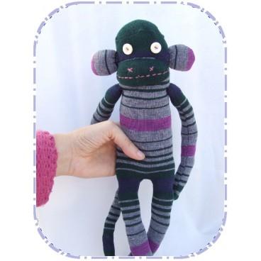 Chita (mono muñeco artesanal)