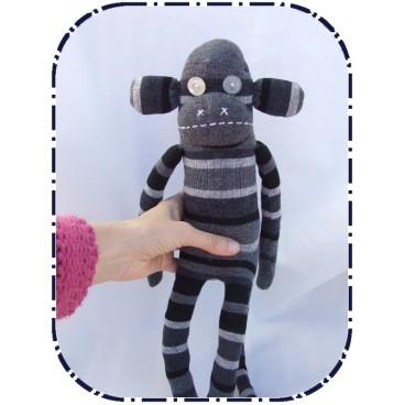Monomalo (mono muñeco artesanal)