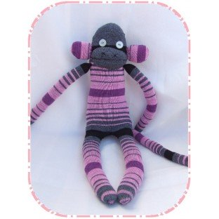 Zira (mono muñeco artesanal)