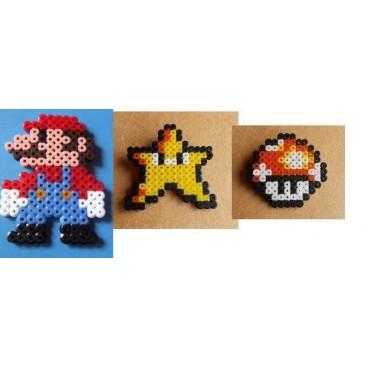 Pack de 3 Super Mario (Oferta)