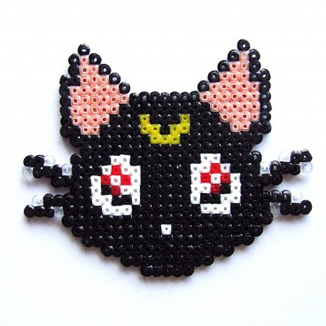 Gatito 2 Pixel Art Mini