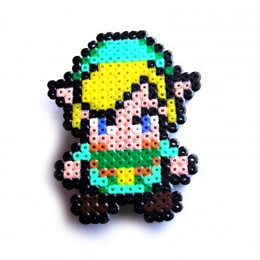 Link Zelda Pixel Art Mini