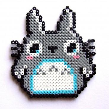 Totoro Pixel Art Mini