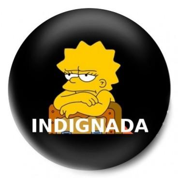Lisa Indignada