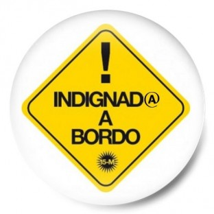 Indignad@ a bordo
