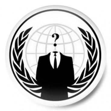 Anonymouse Símbolos