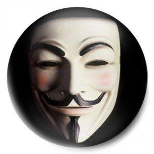 V for Vendetta - Anonymouse careta