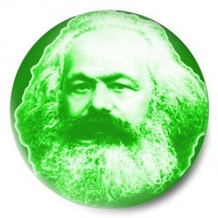 Marx verde