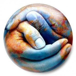 manos y planeta