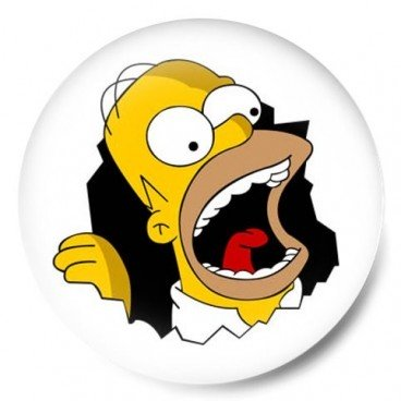 Homer Simpson come