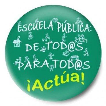 Escuela pública de todos para tod@s
