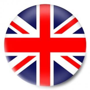Bandera Británica - Inglaterra
