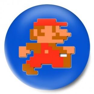Mario 1985 Sprite