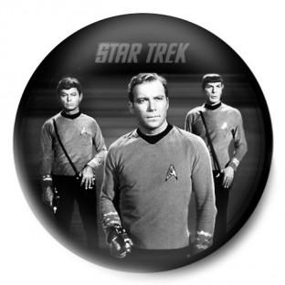 Star Trek Kirk Spock & McCoy