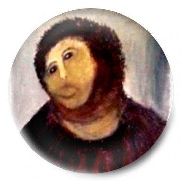Ecce Homo de Borja restaurado por Cecilia