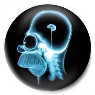 Cerebro Homer Simpson