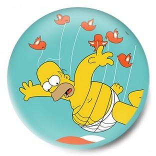 Twitter Saturado - Homer Simpson