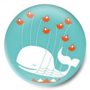 Twitter Saturado - Ballena