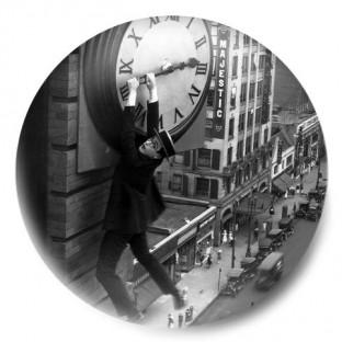 """""""El Hombre Mosca"""" de Harold Lloyd (Cine Años 20)"""