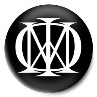 Dream Theater Logo Black