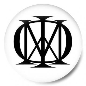 Dream Theater Logo White