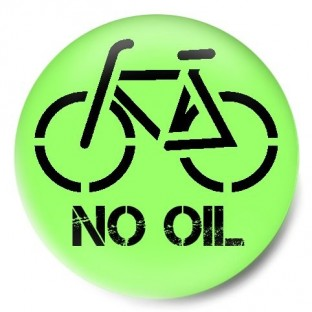 Bici No Oil Verde