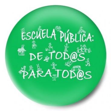 Escuela Pública de todos para todos (logo original)