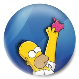 Homer apple rosca