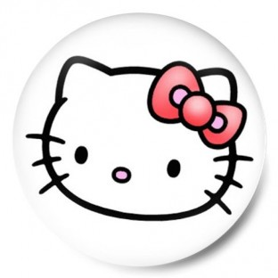 Hello Kitty Head