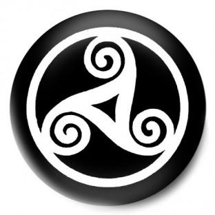 Celta Trisquel 1 negro