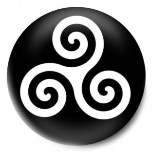 Celta Trisquel 2 negro