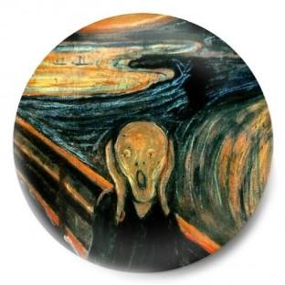 El Grito Munch