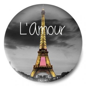 L'amour Paris Eiffel