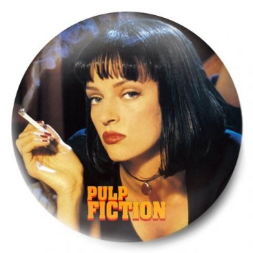 Uma Thurman (Pulp Fiction)