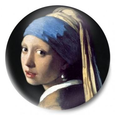 Vermeer La Joven de la Perla